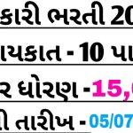 Indian post office bharti 2019 in Gujarat.